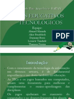 JOGOS EDUCATIVOS-