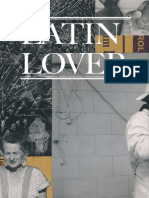 LATIN LOVER #15