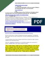 Oct 27 2008 GUILTY VERDICT News Clippings US v Stevens