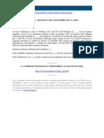 Corte Di Cassazione n 45353 2011