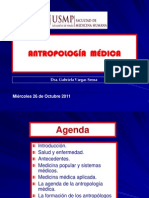 12 Doceava Clase Antropologia Medica 26 Oct11