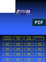 Jeopardy Cooperative Learning