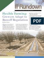 Spring 2005 California Runoff Rundown Newsletter