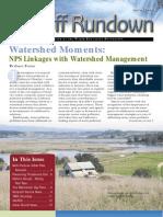 Spring 2006 California Runoff Rundown Newsletter