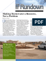 Fall 2008 California Runoff Rundown Newsletter