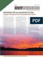 Winter 2007 River Report, Colorado River Project