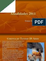 Atualidades 2011