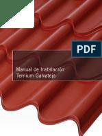 Manual Ternium Galvateja