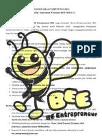 Struktur Dan Panduan Penulisan Bic Bee 2011