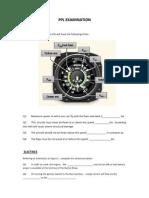 Ppl Examination 47
