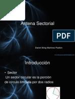 9. Antena Sectorial