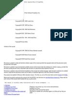 Texi2HTML - Texinfo to HTML v1