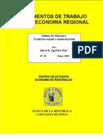 Economia Regional Salinas