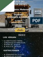 Culata Del Motor Diesel