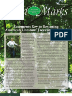 Fall - Winter 2011 Land Marks Newsletter, Maryland Environmental Trust