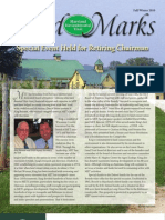 Fall - Winter 2010 Land Marks Newsletter, Maryland Environmental Trust
