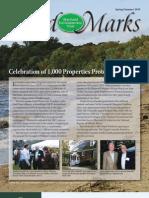 Spring - Summer 2010 Land Marks Newsletter, Maryland Environmental Trust