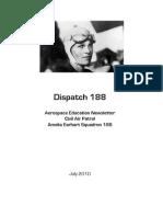 Dispatch 188 - July 2010