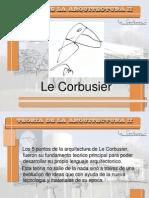 Le Corbusier 5 Punt