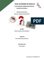 Elisa Para Antigeno de Dengue Ns1