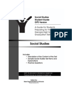 GHSGT Social Studies GPS Student Guide Final 01.07.10