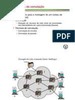 Comutaçao de Redes