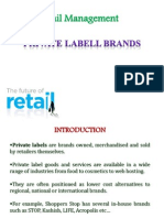 Private Labell Branding