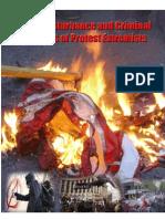 Civil Disturbance and Criminal Tactics of Protest2
