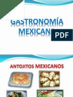 GASTRONOMA MEXICANA