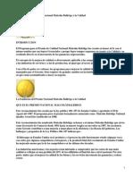 Fundacion Premio Nal Malcom Baldrige