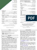 Cedar Bulletin Page - 12-18-11