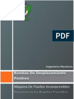 Bombas de dezplazamiento positivo