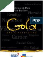 Gold Teachers Pack