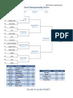 BCS Playoffs- 2009