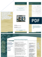 South Bronx Prep School Counseling Program Brochure