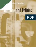EDDeleuzeandPolitics