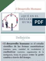 Etapas Del Desarrollo Humano