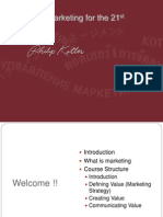 1 - Introduction to Marketing