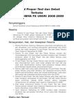 Fit and Proper Test CaGUBMA FK UNSRI