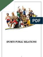 Sports PR