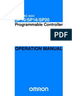 w197e12b Sp10 Sp16 Sp20 Operation Manual