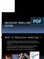 Molecular Modelling & Drug Design