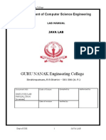 jntu java lab manual programs java programming language thread rh scribd com java lab manual gtu java lab manual for cse