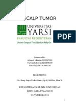 Case Bedah  Scalp Tumor