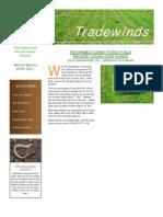 Winter 2010 Tradewinds, Talbot Soil Conservaton District Newsletter