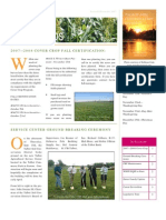 2007 Fall Tradewinds, Talbot Soil Conservaton District Newsletter