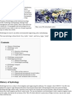 Hydrology - Wikipedia, The Free Encyclopedia
