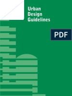 Urban Design Guidelines