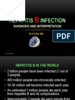 Diagnosis of Hepatitis B Infection