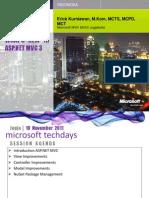 Erick Kurniawan - What's New in ASP.net MVC 3
